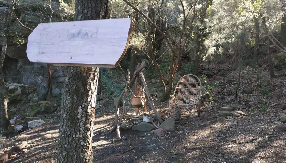 La ruta del Bosc de les Bruixes