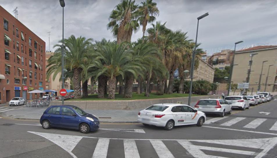 Els fets van passar a la zona de la plaça de la Pedrera.