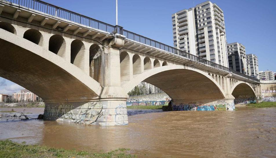 Imatge de la llera del Francolí a Tarragona.