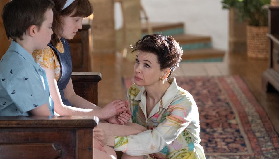 L'actriu Renée Zellweger a la pel·lícula 'Judy'