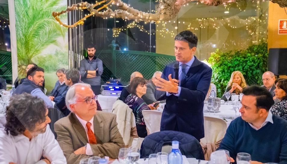 Manuel Valls visita Tarragona