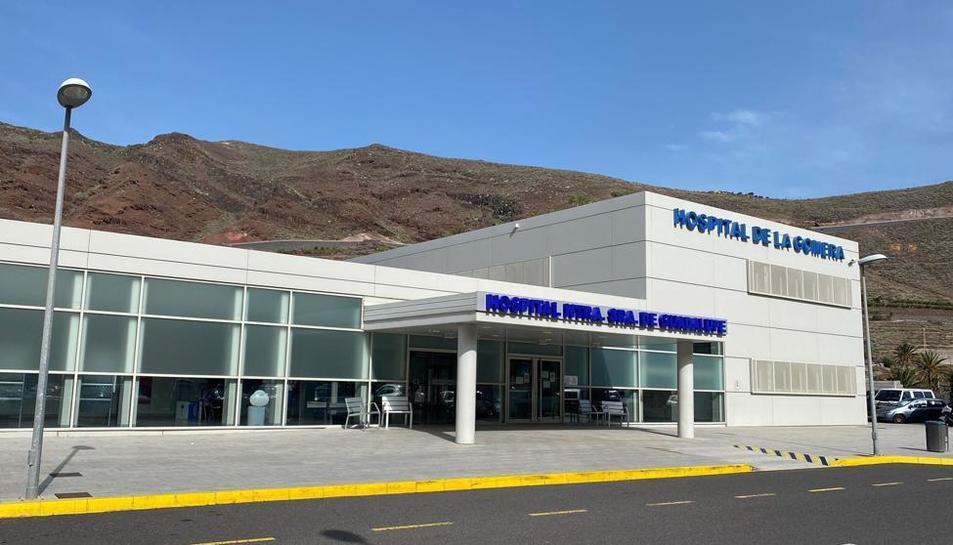 Imatge de l'Hospital de La Gomera