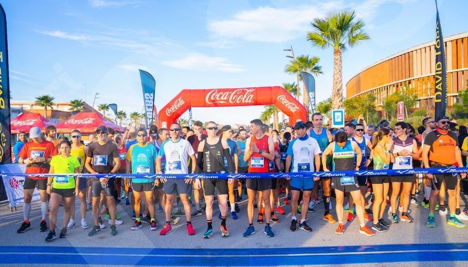 La décima edición del Maratón de Tarragona