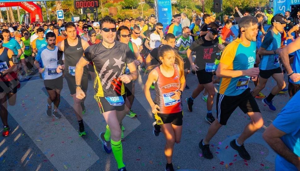 La desena edició de la Marató de Tarragona