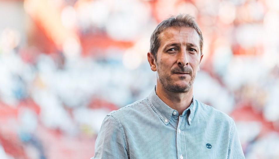 Luis Miguel Ramis va ser escollit millor entrenador de Segona la temporada passada.