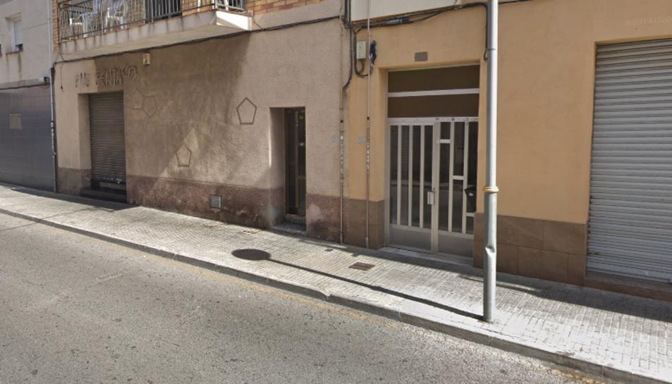 Els fets van passar en un local de copes del carrer Vint de Bonavista.