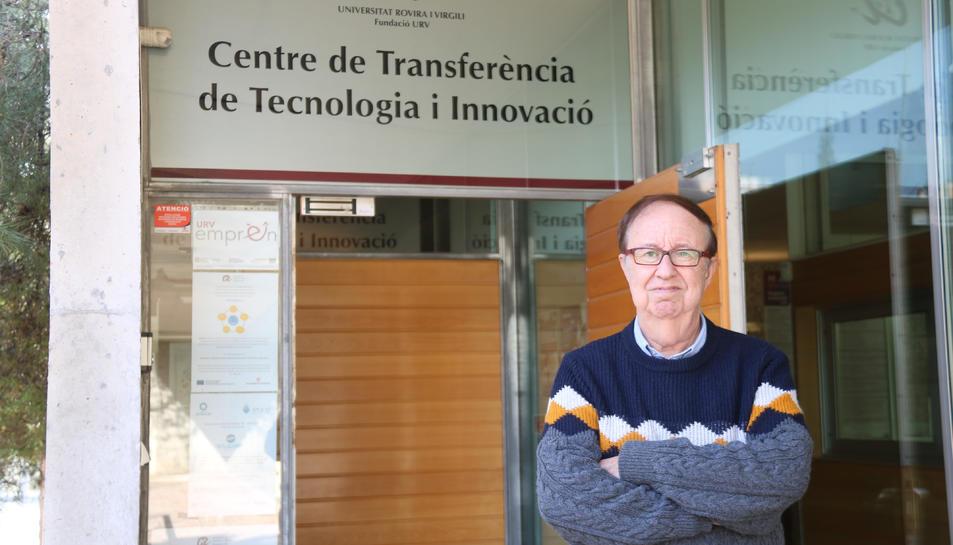 osep Lluís Domingo, catedràtic de Toxicologia i director de TecnATox, responsable de l'estudi.