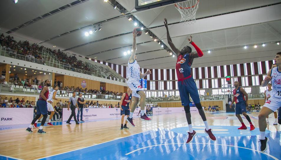 L'últim cop que es va utilitzar el Palau d'Esports va ser el setembre del 2018 pel circuit ACB.