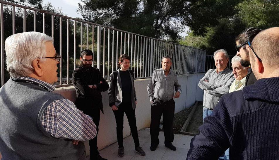 La consellera Carla Aguilar- Cunill ha manifestat que «és molt important cuidar la gent gran de Tarragona per construir una ciutat cuidadora».