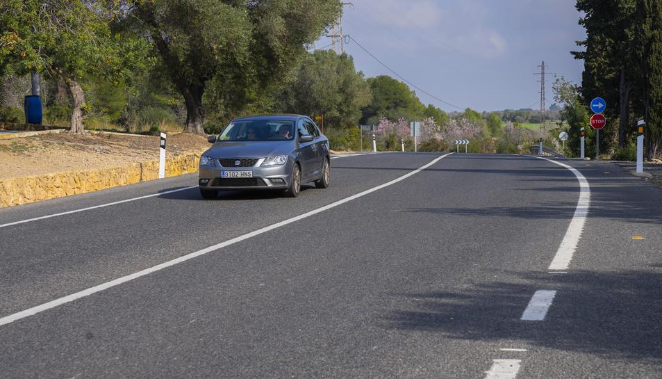 La proposta del govern consisteix en fer els carrils més estrets, reduir la velocitat de circulació i guanyar espai per bicis i vianants.