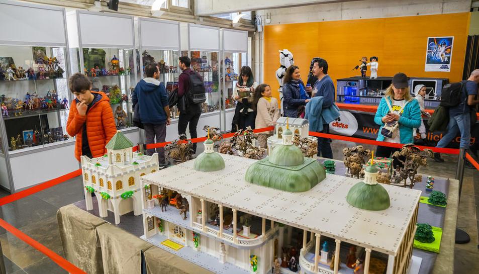 'Starraco Wars Unlimited' omple el Palau Firal d'amants de la ciència-ficció