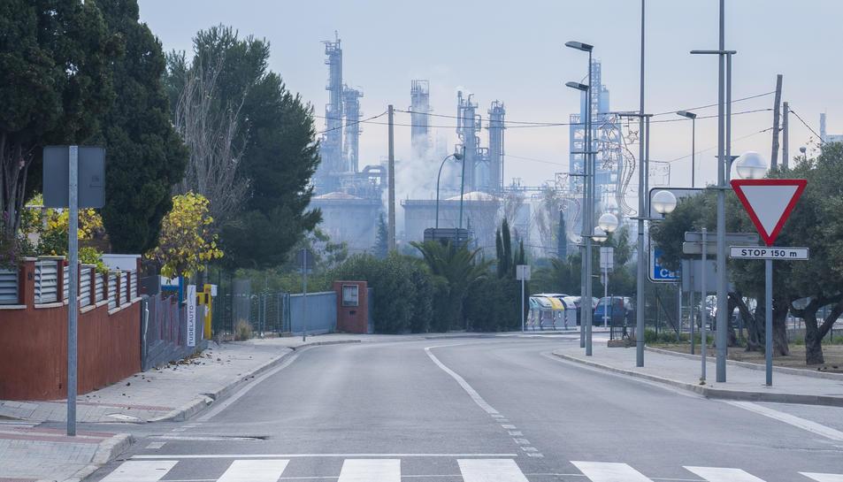 La Canonja va acordar que cediria part de l'IBI i l'IAE de la indústria a Tarragona.