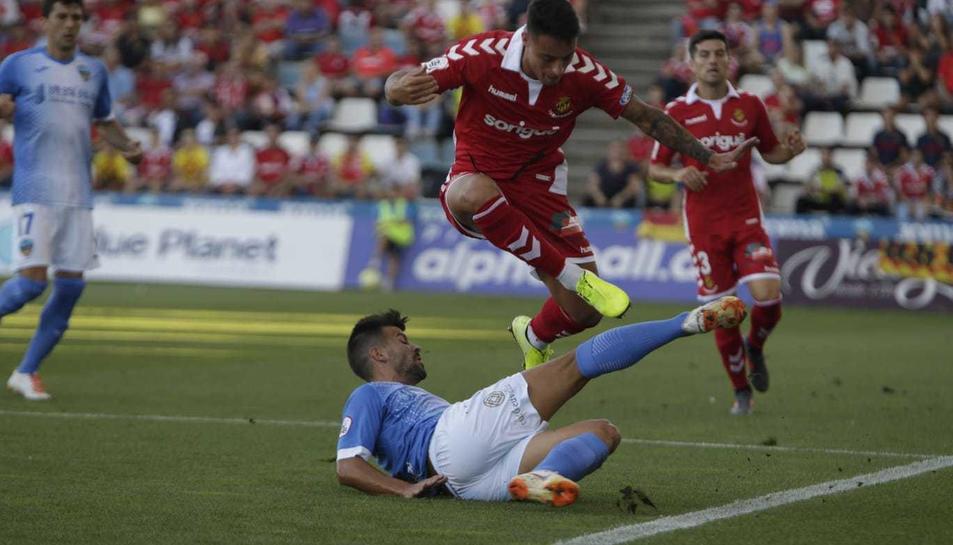 En el partit de la primera volta, disputat al Camp d'Esports, els lleidatans van quedar-se els tres punts guanyant 1 a 0.