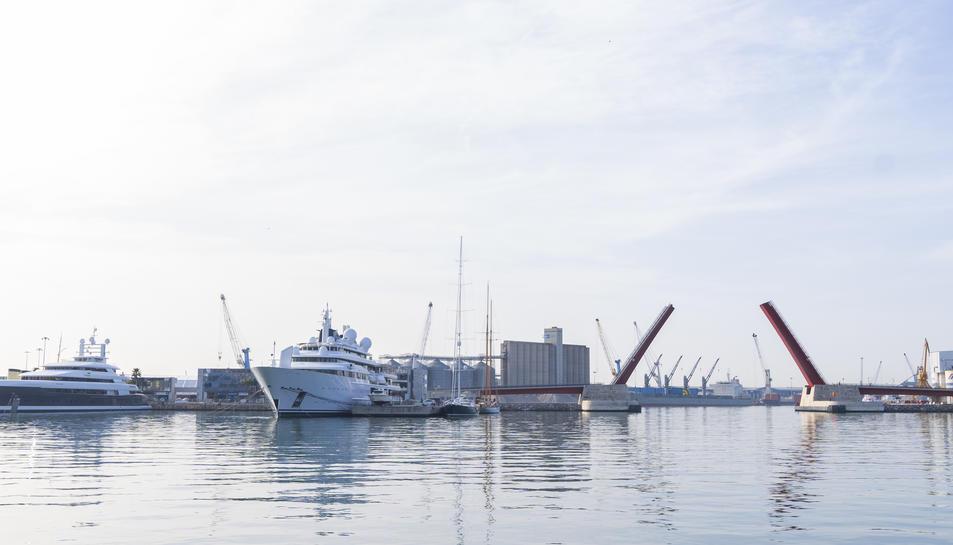 La concessió de Port Tarraco passarà de mans aquesta setmana, segons preveu OCIBAR.