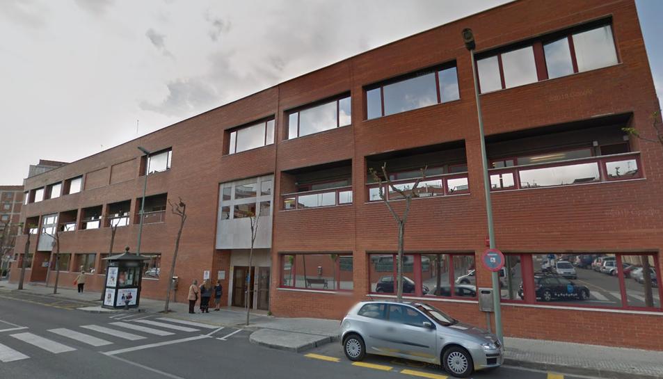Imatge de la façana del CAP Torreforta-La Granja, que el CatSalut vol ampliar pròximament.