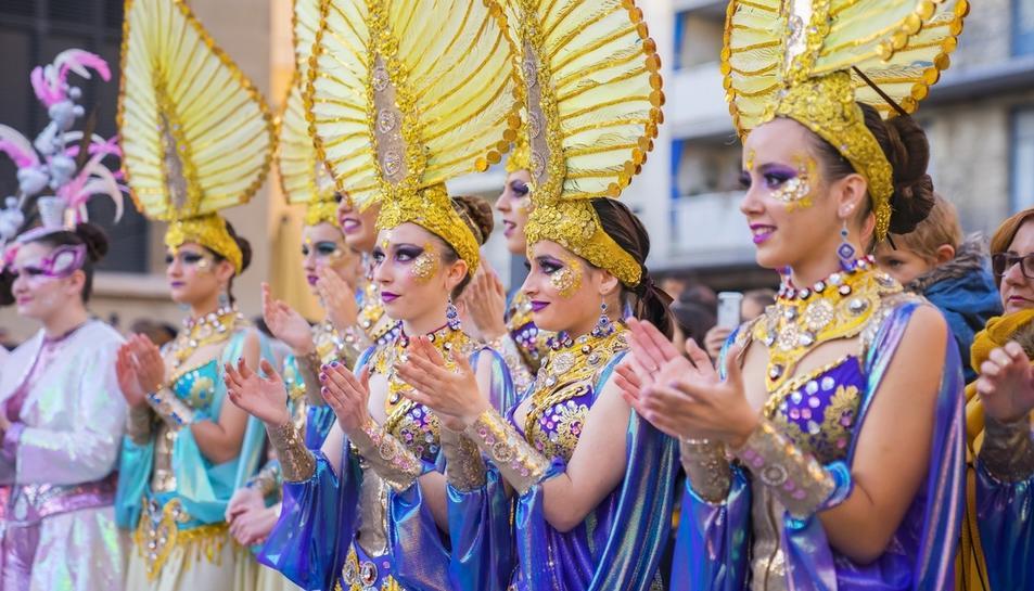 Inici del Carnaval de Tarragona (II)