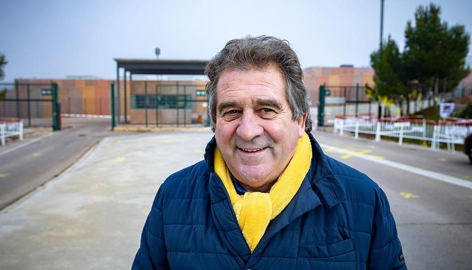 Pep Andreu, alcalde de Montblanc, en una imatge d'arxiu.