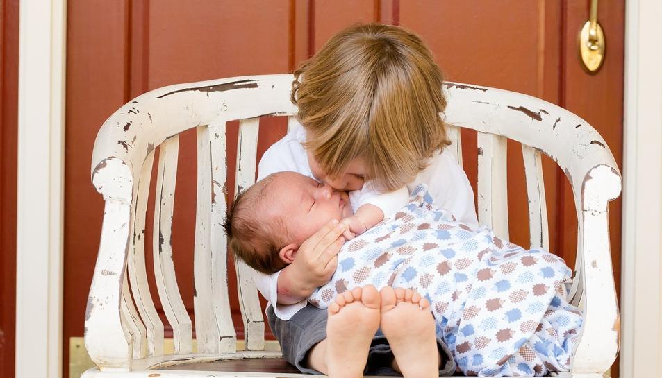 La mortalitat a causa de la grip es concentra en els infants menors de dos anys.