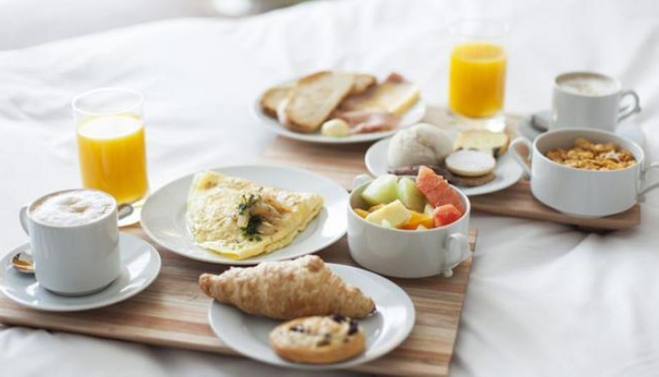 Imatge d'un esmorzar