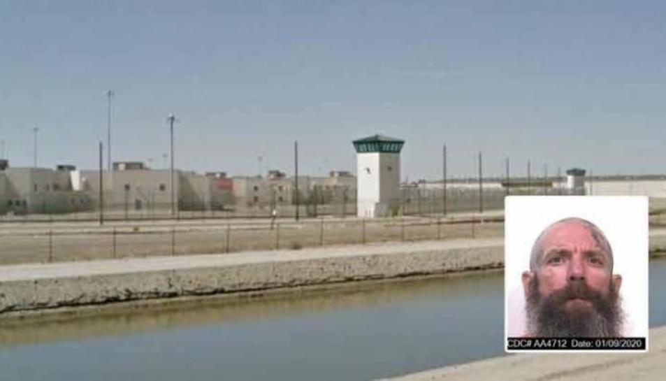 Imatge de Watson i la presó on era.