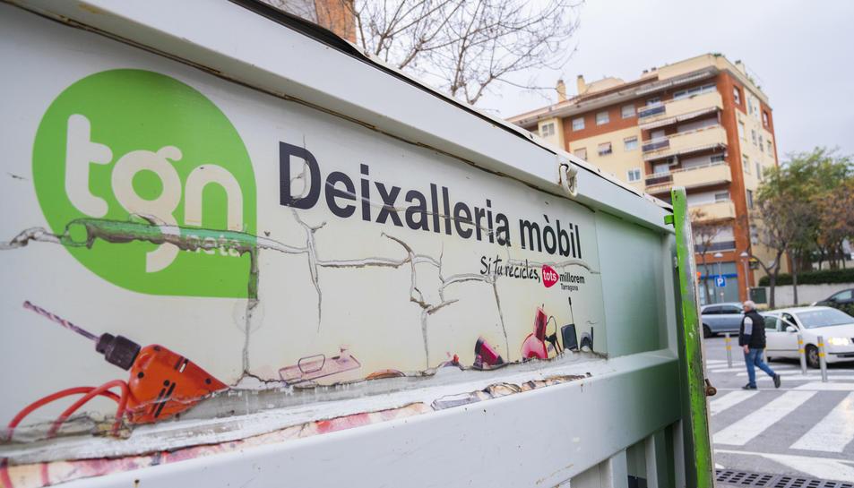 Tarragona té diverses mancances en matèria de neteja i l'Ajuntament vol millorar la recollida selectiva durant aquest 2020.