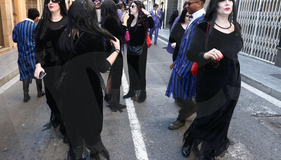 El Desfile Matinal del Carnaval de Reus.01