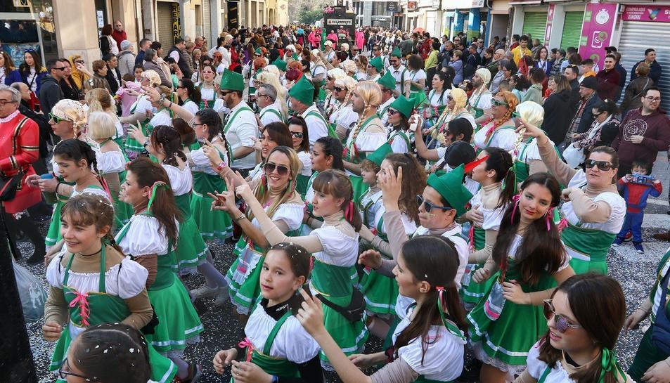 El Desfile Matinal del Carnaval de Reus.03
