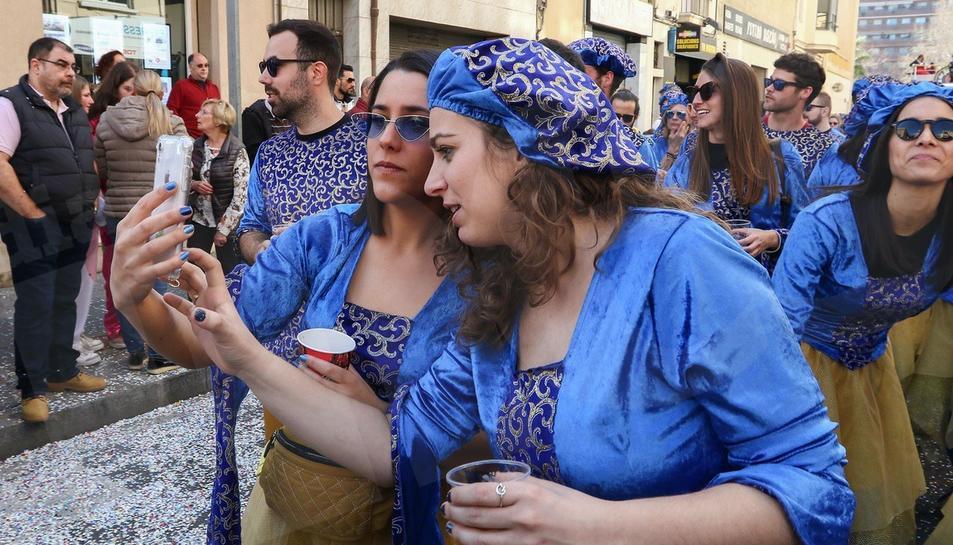 El Desfile Matinal del Carnaval de Reus.05