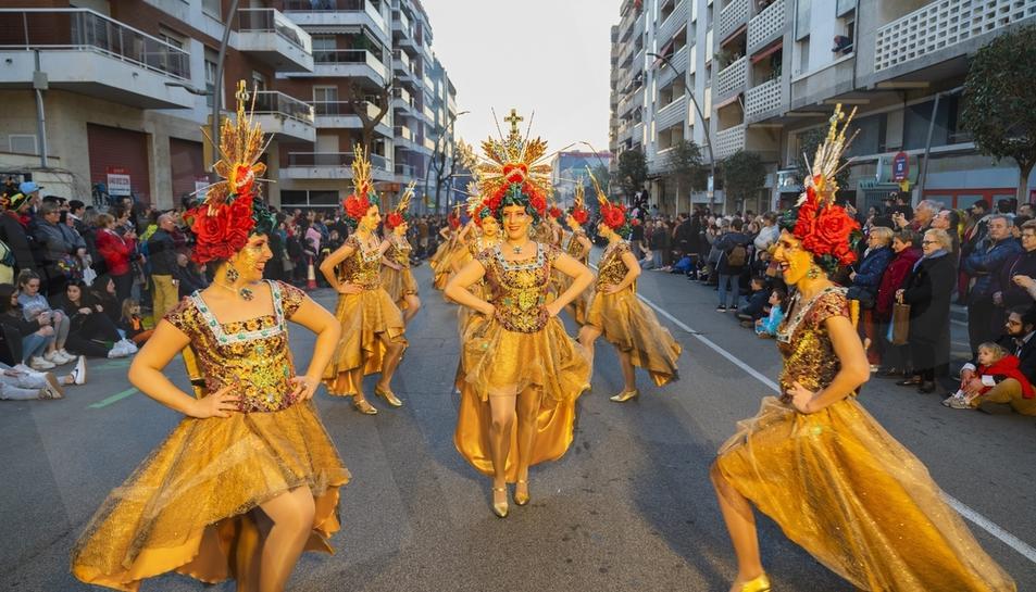 El Desfile de Lucimiento de Tarragona.02