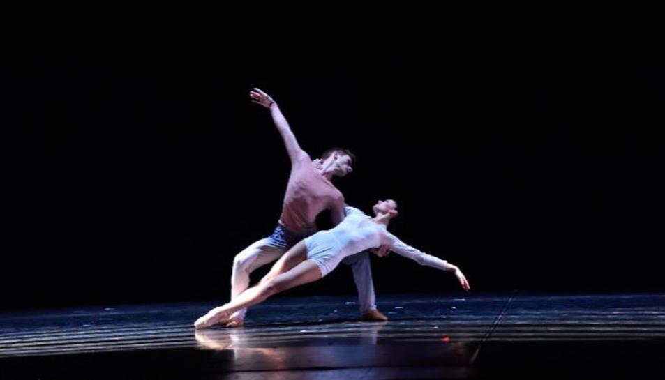 Imatge d'arxiu d'una actuació del Balleto di Siena.