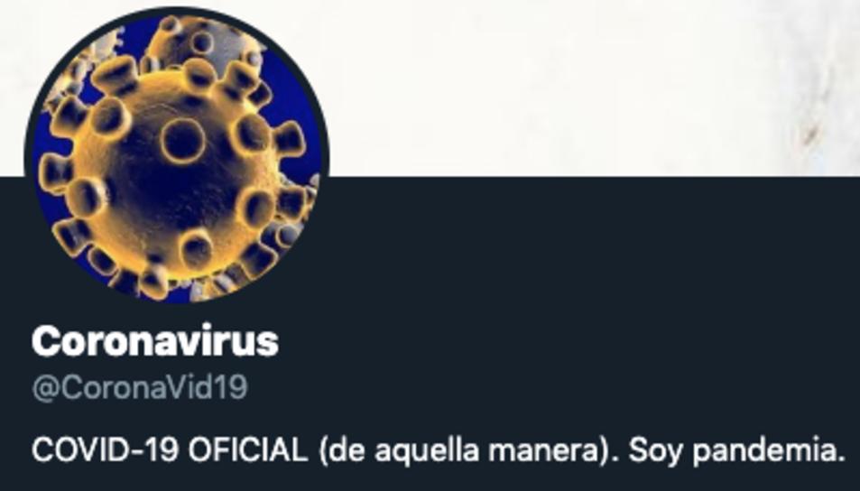 Els acudits, les bromes i l'humor negre del coronavirus tuitaire estan causant sensació.