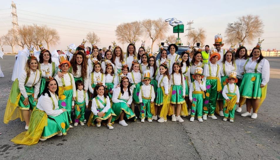 El grup Eskurri Esplai, de Bonavista, serà una de les formacions que participaran en el Carnaval del barri, demà dissabte.
