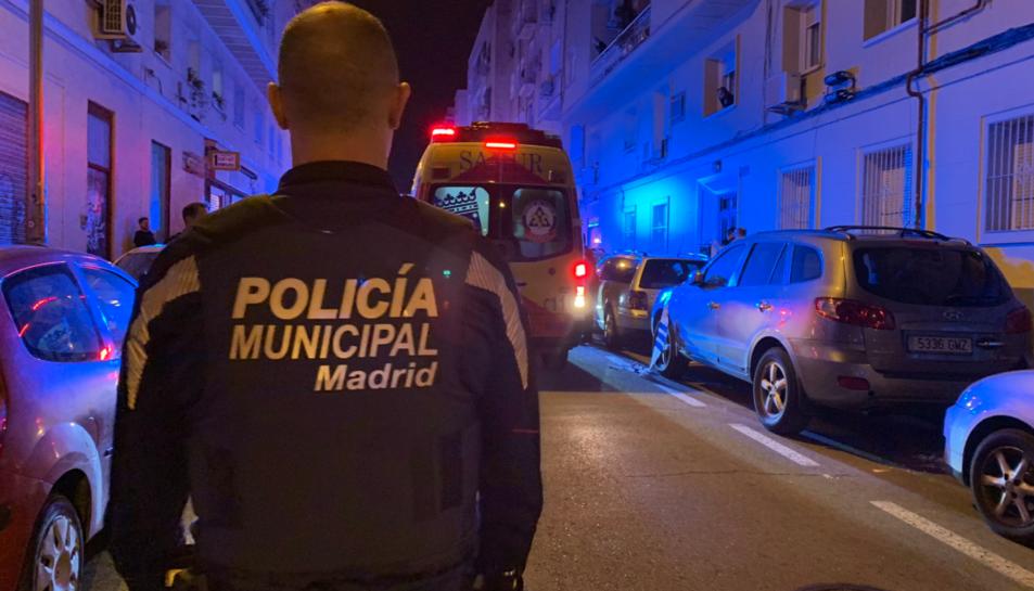 Els fets van ocórrer al districteCiudadLineal de Madrid.
