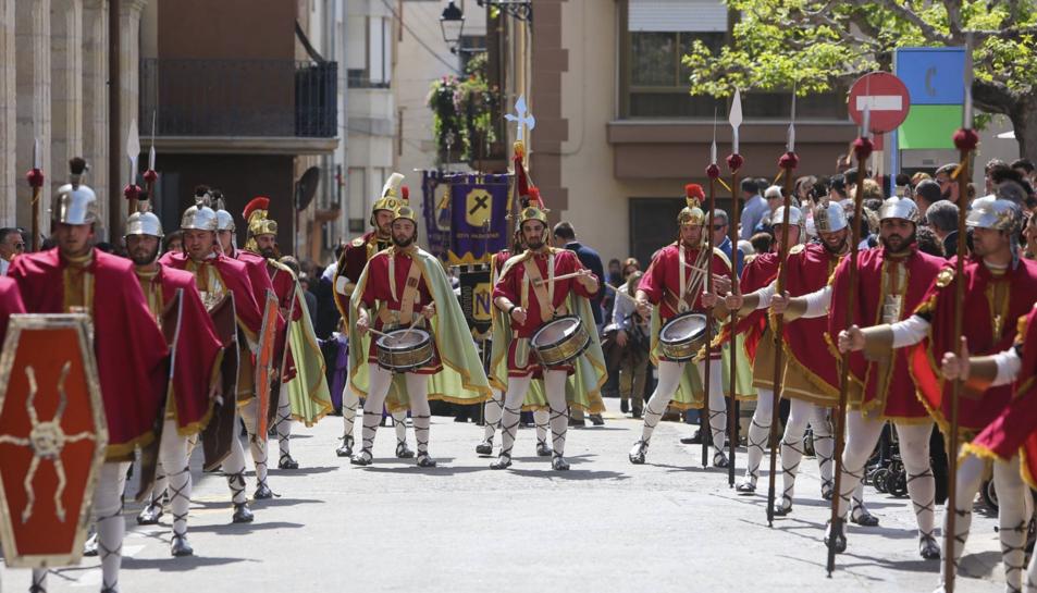 Imatge d'arxiu dels Armats de Riudoms.