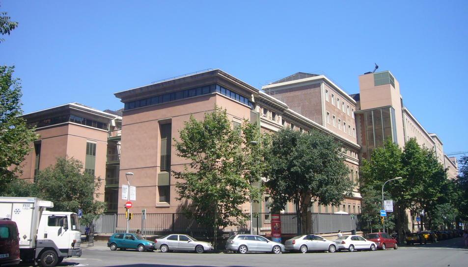 La noia està ingressada en estat lleu a l'hospital Clínic de Barcelona.