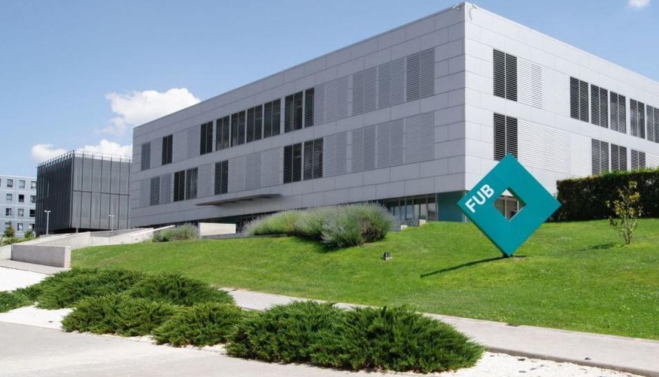 Imatge del Campus de Manresa de la UVic-UCC