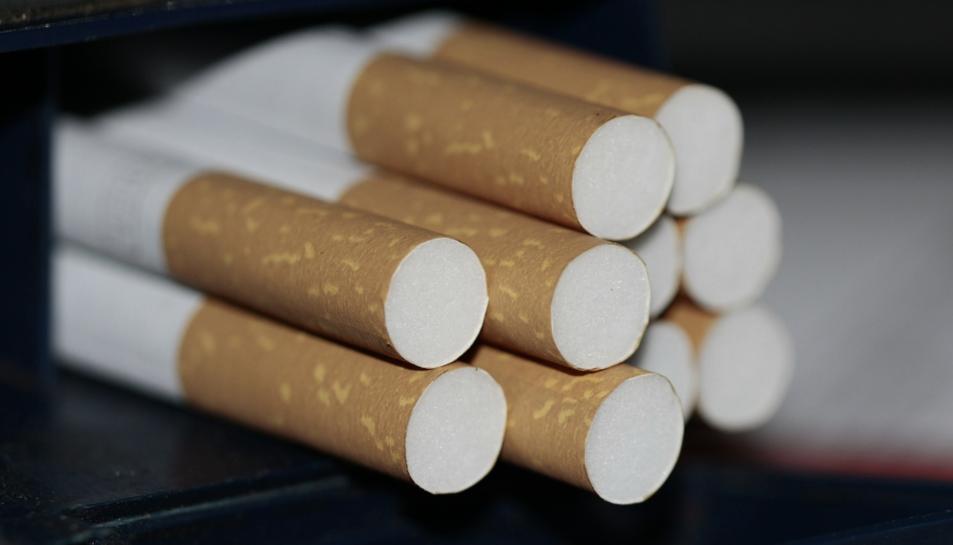 Els preus del tabac a Espanya es troben entre els més baixos d'Europa.