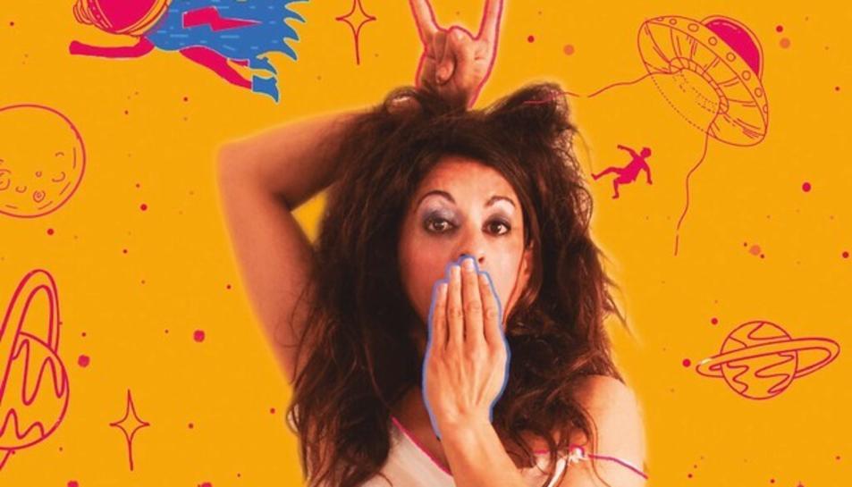 L'actriu Cristina Medina actuarà a Tarragona aquest cap de setmana.