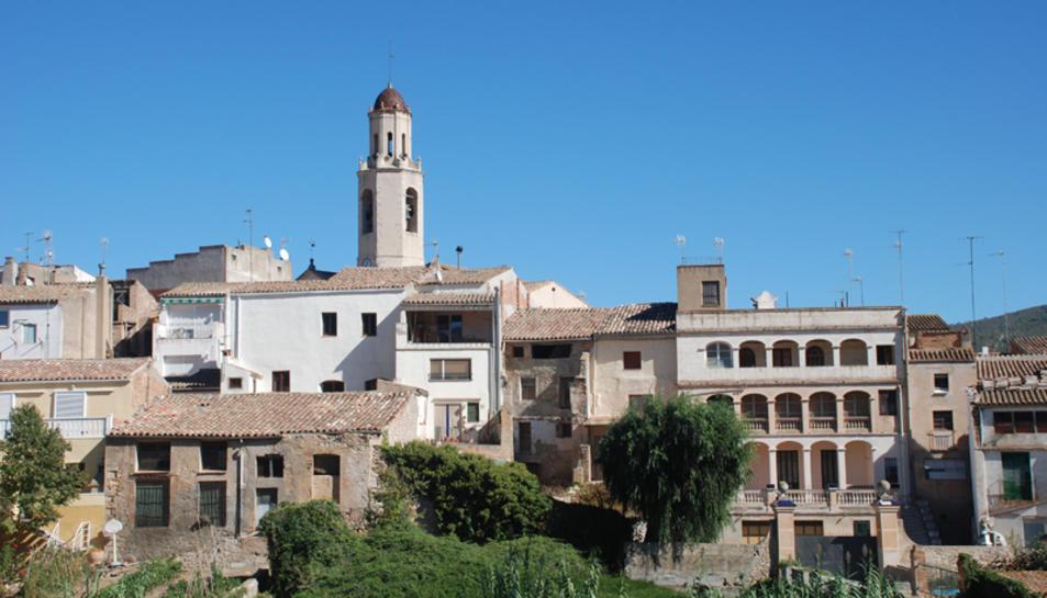 Imatge del municipi.