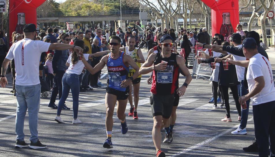 La cita va recorrer els carrers de cambrils o va comptar amb corredors de bon nivell.