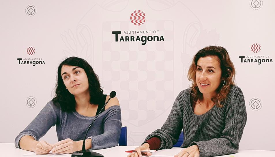 Laia Estrada i Eva Miguel es reuniran amb el govern per veure el compliment dels acords