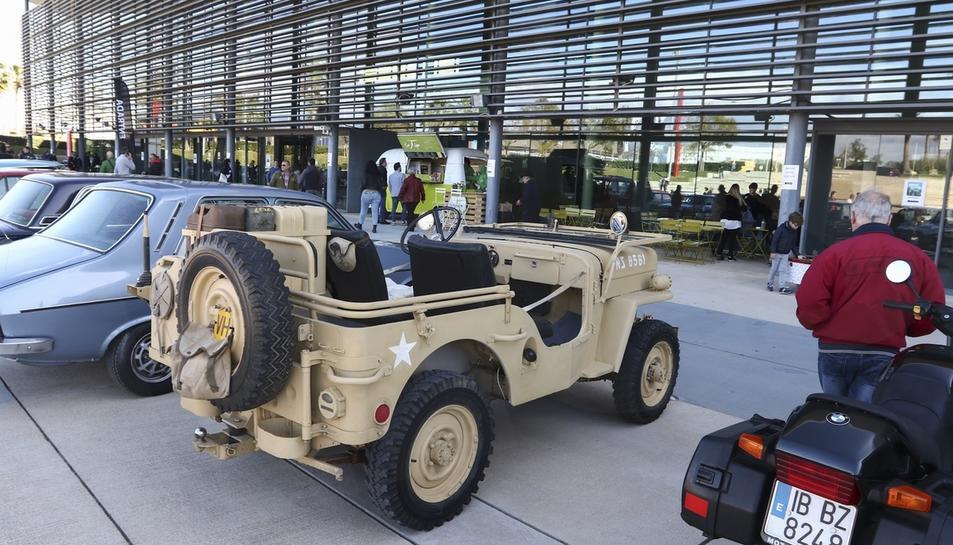 Les exposicions de vehicles clàssics protagonistes del 20è aniversari d'Epocauto