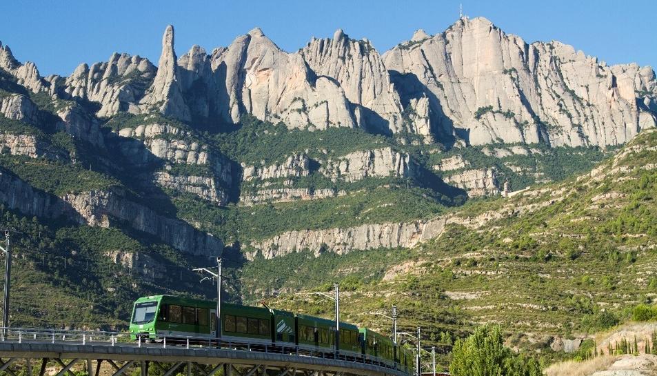 Imatge d'arxiu de Montserrat.