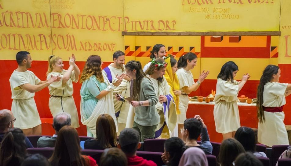 Tarraco Viva abre la puerta a los institutos de la ciudad