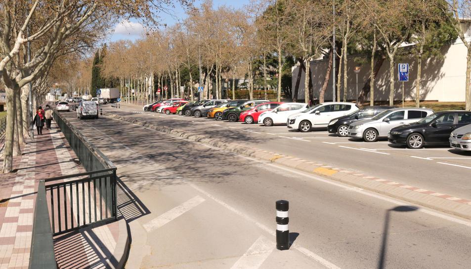Els treballs, realitzats la setmana passada, s'han portat a terme entre el carrer Bertran de Cambrils i la rotonda de l'Ajuntament.