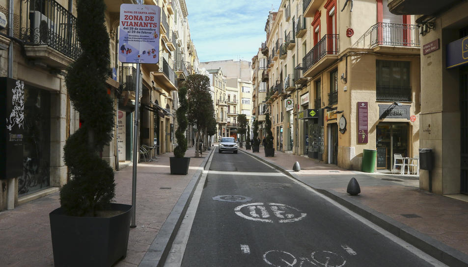 L'Ajuntament millorarà la senyalització i la informació sobre els usos de l'espai.