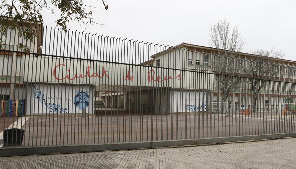 L'escola fa 13 anys que està en barracons i ara passarà a compartir edifici amb la Ciutat de Reus.