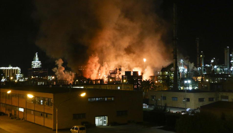 El pròxim dissabte es compliran dos mesos de la tràgica explosió a l'empresa IQOXE.