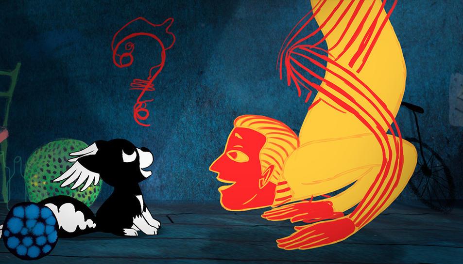 Imatge de la pel·lícula 'Les vides de Marona'.