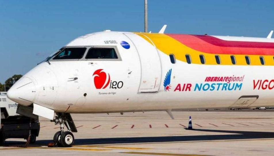 Avió de Air Nostrum
